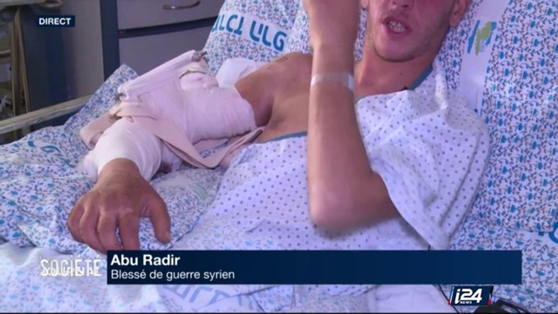 Israël Inside : Israël aide les civils syriens