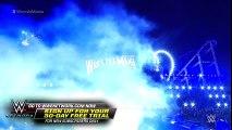 The Undertaker Makes Perhaps His Final Wrestlemania Entrance- Wrestlemania 33