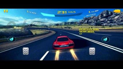 Asphalt 8 Airborne ● Asphalte Gameplay ● Racing Metro 98 Club Team Car ●  Audi R8 Tesla Roadster S