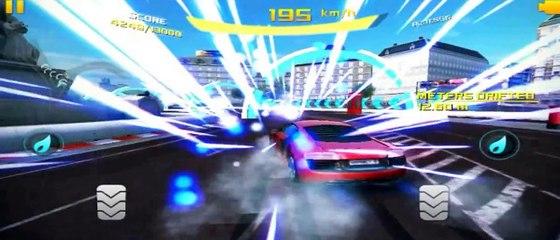 Asphalt 8 Airborne ● Asphalte Gameplay ● Racing Metro 98 Club Team Car ● Audi R8e SQ5 RS4