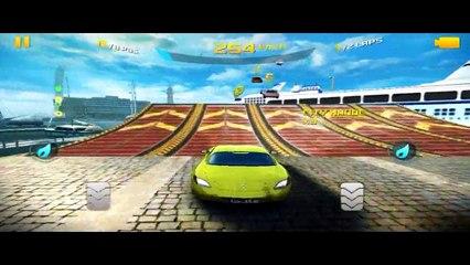 Asphalt 8 Airborne ● Asphalte Gameplay ● Racing Metro 98 Club Team Car ● Mersedes Benz Sls E Slk Cla Slr