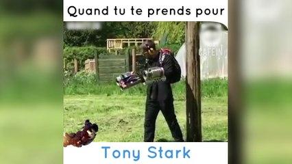 Combinaison volante : ce mec est Iron Man dans la réalité
