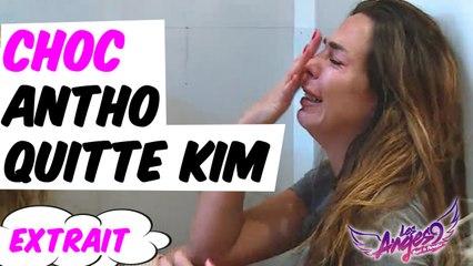 Les Anges 9  - Antho quitte Kim ! #épisode 43