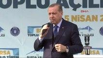 Bursa - Erdoğan Sessiz Kalan Dünya, Birleşmiş Milletler, Bunun Hesabını Nasıl Vereceksiniz -6