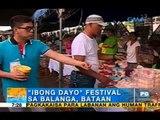 Bataan delicacies at 'Ibong Dayo' Festival   Unang Hirit