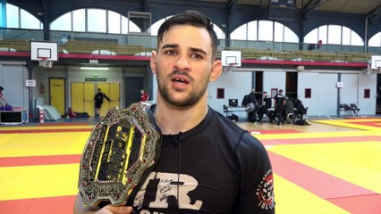 G-ONE 6 - ITW ALEXIS FONTES, CHAMPION -100KG