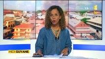 Reportage de ma nièce Alice pour Midi 1ère Guyane - Saint-Laurent, cours de soutien sur les barrages
