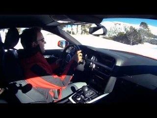 Audi winter driving experience Grandvalira Nueva temporada.mov