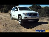 Jeep Test Drive Grand Cherokee & Jeep Wrangler - Segovia 2011