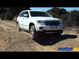 Jeep Test Drive Grand Cherokee & Jeep Wrangler - Segovia 2011