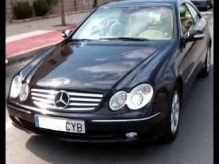 Mercedes CLK ELEGANCE en ALICANTE - IDV93324