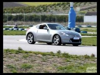 Prueba Nissan 370z Test drive. A fondo. Motor.es