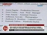 Mga gamit at band members ni Colangco tuwing may concert sa Bilibid, aprubado ng mga otoridad
