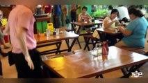 Les travailleurs les plus rapides du monde  ouvriers cuisiniers