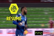 FC Metz - Olympique Lyonnais (0-3)  - Résumé - (FCM-OL) / 2016-17
