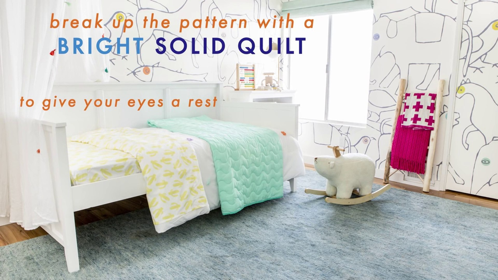 How To Style A Kid's Daybed-7