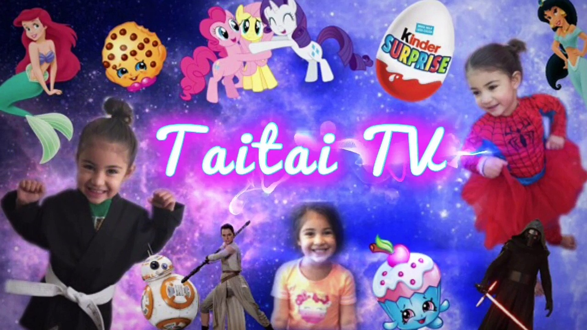 Welcome To Taitai Tv! Kid Fun Videos! A Kids Channel! Kid YouTuber!