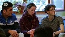 Gegen Abschiebung: Schüler kämpfen für Schüler | DW Deutsch