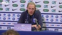 Coupe de France – Damien Ott : ''On est fier de notre parcours''