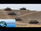 Bản Tin Quân Sự - Thổ Nhĩ Kỳ Điều Xe Tăng Đến Sát Biên Giới Với Iraq   Tin Mới Trong Ngày