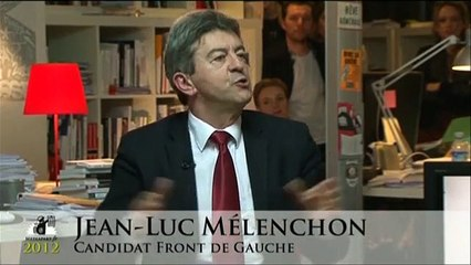 Mélenchon et Dassault : des relations courtoises