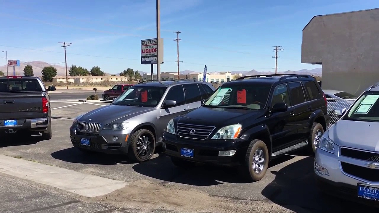 Used SUV Victorville CA | Where to Buy a SUV Victorville CA