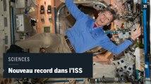 Peggy Whitson bat le record du nombre de sorties dans l'espace pour une femme