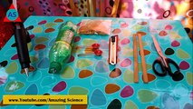 ✓Rubber Band Powered Boat - Toy Boat and Science Experiments For Kids - YouTube