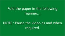 How to make an origami paper fish - 6 _ Origami _ Paper Folding Craft, Videos and Tutorials.-F