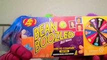 Spiderman vs Frozen Elsa vs Joker Squad! Jelly Bean Boozled! - Funny Superheroes-hHtMm