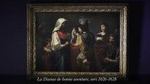 Valentin de Boulogne et la diseuse de bonne aventure - Musée du Louvre