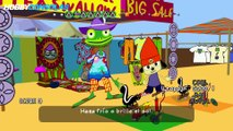 Gameplay PaRappa The Rapper
