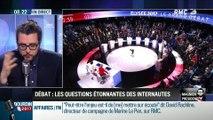 QG Bourdin 2017 : Magnien président ! : Google dévoile la liste des questions que les internautes se sont le plus posées lors du grand débat présidentiel