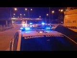 """Νέο θανατηφόρο στην Εθνική Αθηνών Λαμίας. Επιβατικό """"εμβόλισε"""" Νταλίκα"""