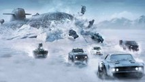 """Fast & Furious 8 - Clip """"Fire and Ice"""" en exclusiva"""