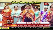 SBB Naira Attends Ghangor Puja At Goenka's - Yeh Rishta Kya Kehlata Hai