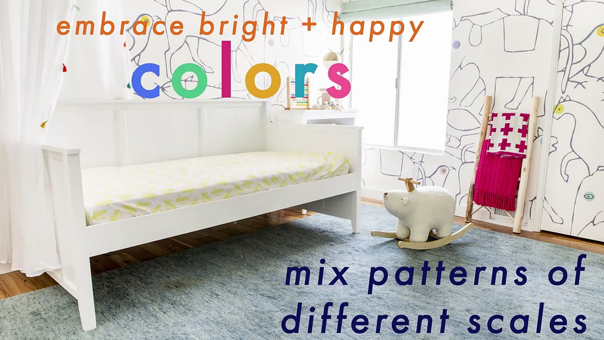 How To Style A Kid's Daybed-7u0