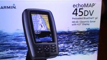 In  with Garmin 45DV out with Lowrance elite 4 DSI-U7AnyU7