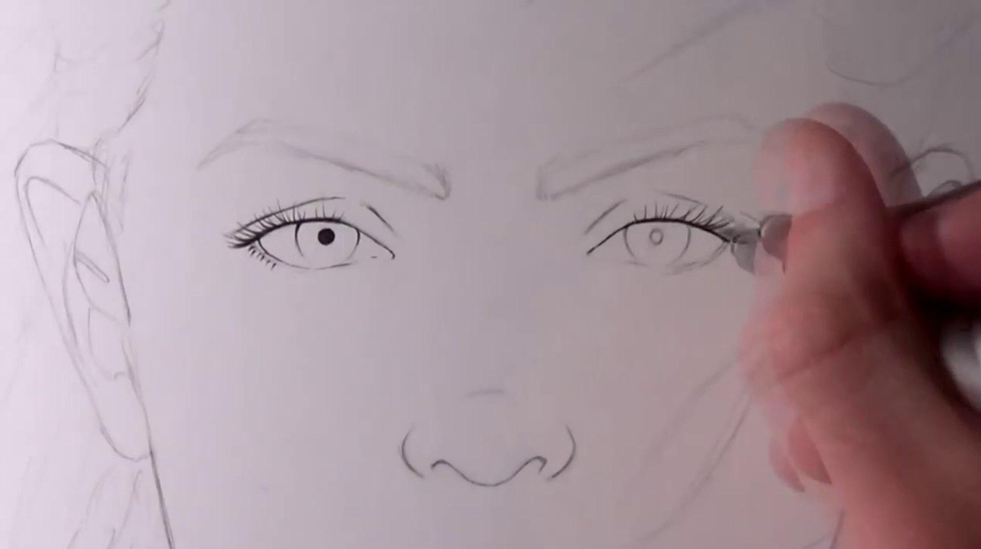 Let S Draw Aloy From Horizon Zero Dawn Fan Art Friday W2