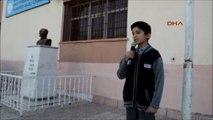 Ankara Çubuk'ta Bir Ilkokulda 'Bana Bir Masal Anlat' Projesi