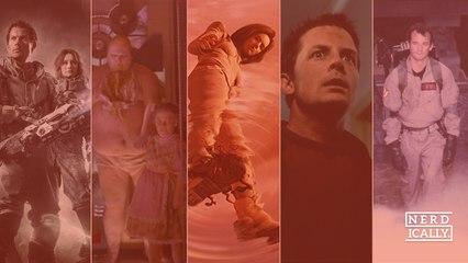 Five Man vs. Ghost films to watch!