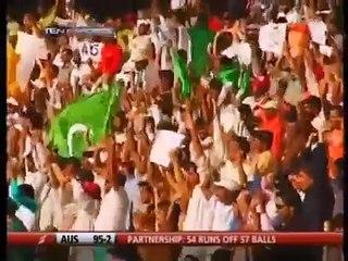 Shahid Afridi Match Winning 6 Wickets Vs Australia