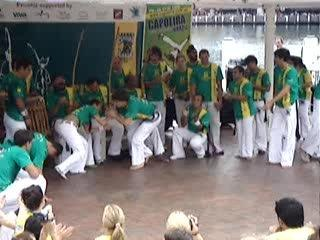 International Capoeira festival Sydney