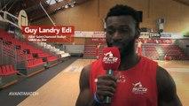 AVANT-MATCH - Guy Landry Edi avant Bourg-en-Bresse : «on doit faire notre meilleur match de l'année»