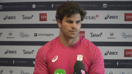 Jono Ross : « On joue pour gagner chaque match »