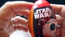 Star Wars Surprise Eggs - Huevos tar Wars-L