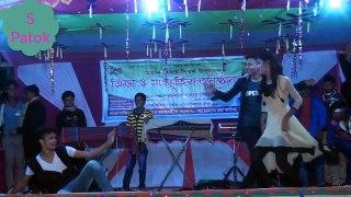 bangla item song -awesome bangla music video 2017- new bangla stage dance - college girl stage dance