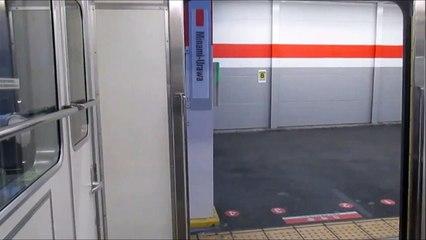 サウンドウソ電 205系(メルヘン顔)のドアに西武6000系のドアチャイム