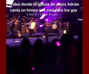 El video que la iglesia de Jesús Adrián eliminó de Facebook