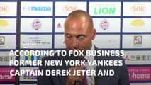 Jeb Bush and Derek Jeter want to buy the Miami Marlins